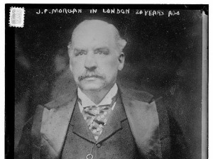 J.P. Morgan and the Development of the Federal Reserve